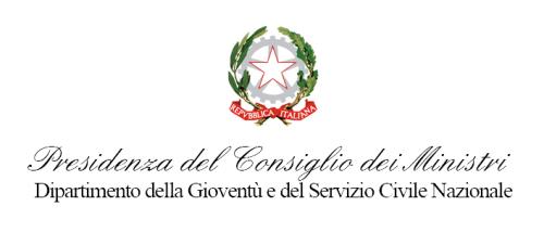 Progetti di Servizio civile universale per l'anno 2018